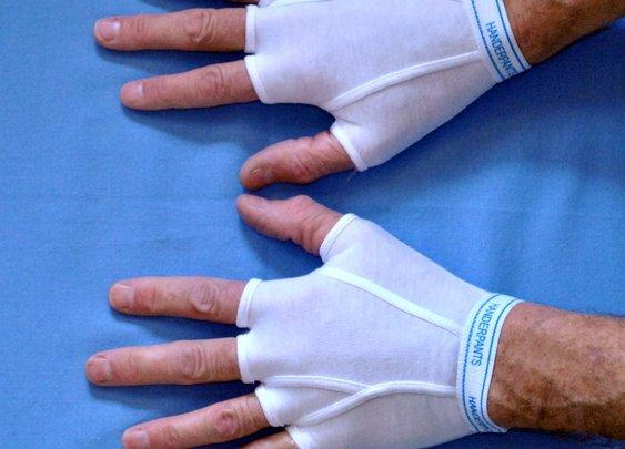 Handerpants™ - Underpants For Your Hands!