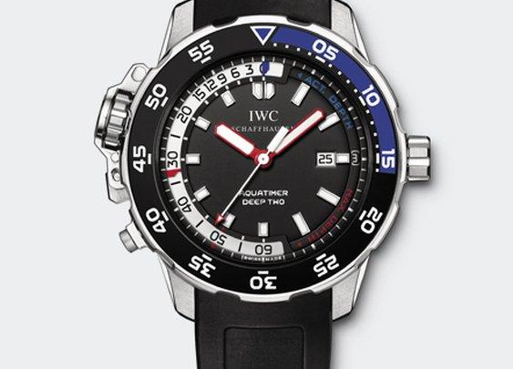 IWC Schaffhausen Aquatimer Deep Two