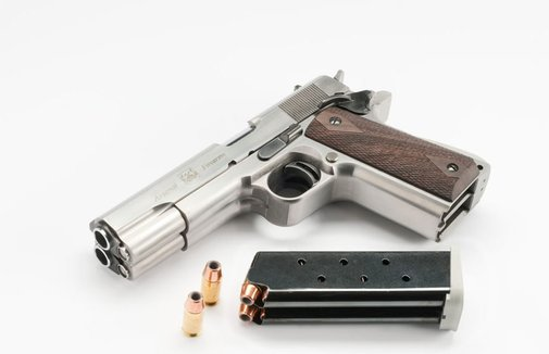 Double Barrel 1911