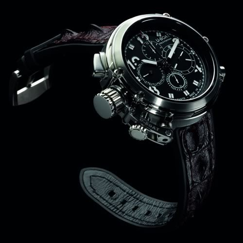 U-Boat U-51 Rattrapante Complicated Watch