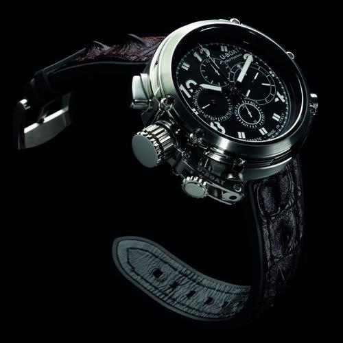 U-Boat U-51 Rattrapante Complicated Watch