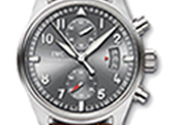 IWC Schaffhausen Pilot's Watch | Spitfire Chronograph