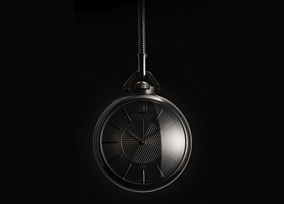 Colette x March LA.B 1805 Imperial Phantom Pocket Watch