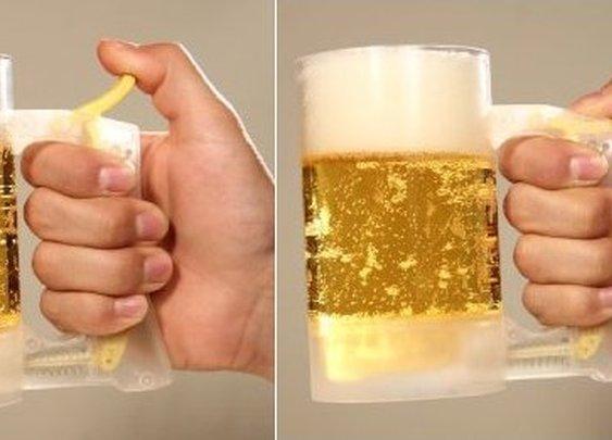 Takara Tomy Beer Jug Jokki Hour Foam Head Maker