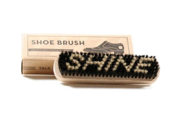 SHINE Shoe Brush