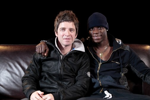 Noel Gallagher & Mario Balotelli