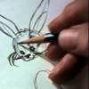 Chuck Jones shows how to draw Bugs Bunny      - YouTube