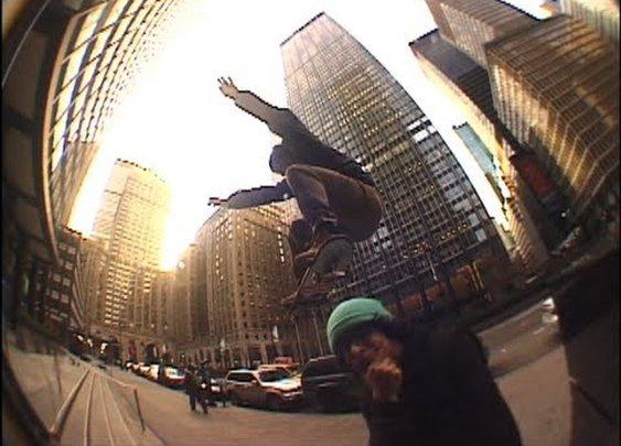 Billy Rohan Midtown New York - YouTube