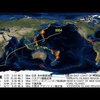 2011 earthquakes WORLDWIDE plotted and animated (with sound intensity) !      - YouTube