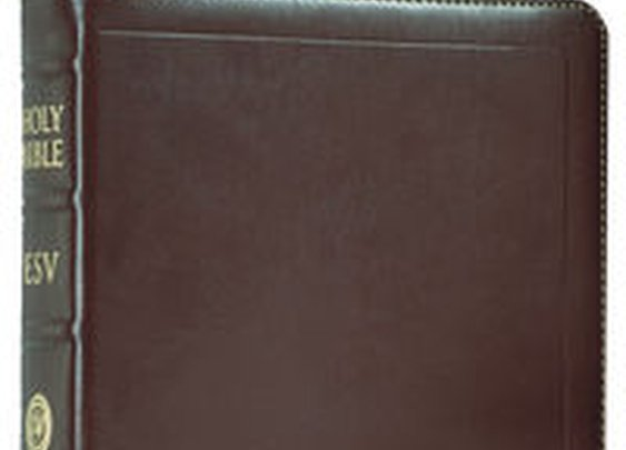 ESV Personal Size Reference Bible | Bibles  | Crossway