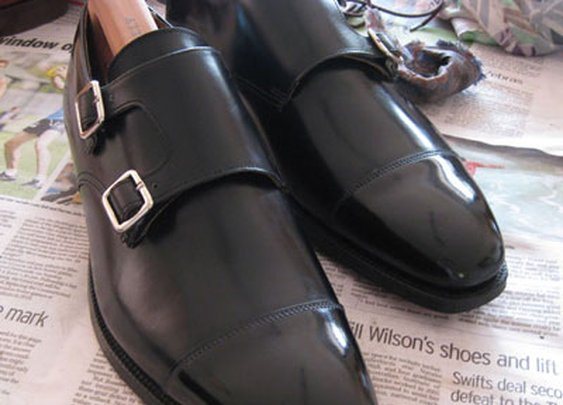 Caring for New Leather Shoes | Jason Wong .Net