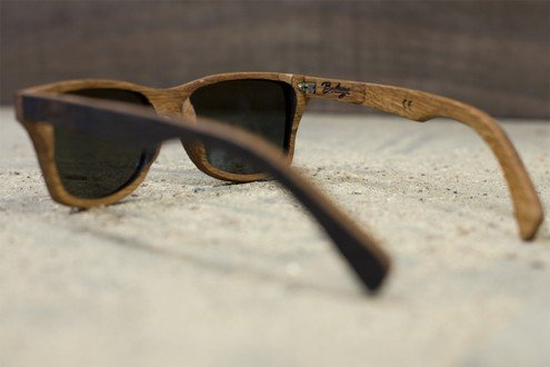 Whisky Barrel Sunglasses