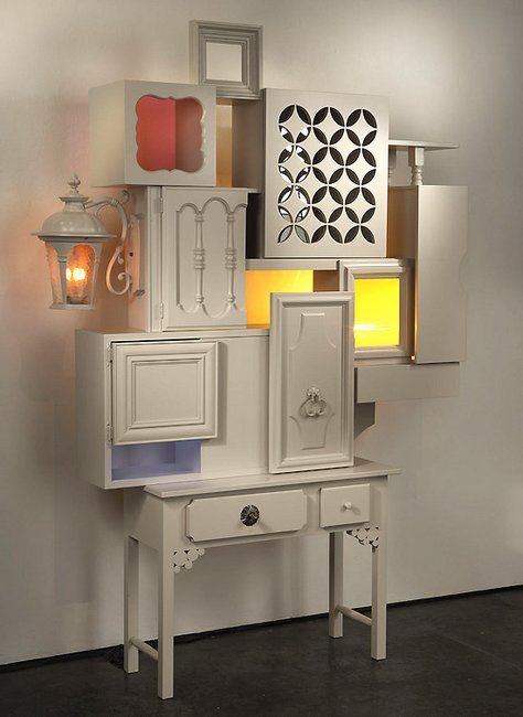 Repurposing Furniture • Cool Ideas
