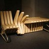 Coffee bench by Beyond Standards