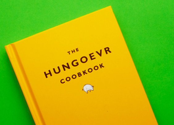 The Hungover Cookbook splits the hangover into six categories and suggests the best item to whip up or order depending on the type.