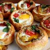Perfecting the Pairing: Customizable Bread Bowl Breakfast