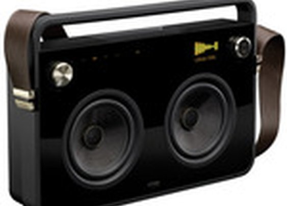 TDK Boombox - very cool