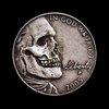 Scraping Away the Skin on Skull Nickels