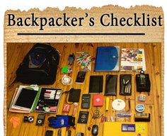 Backpackers Checklist at OutdoorPros.com