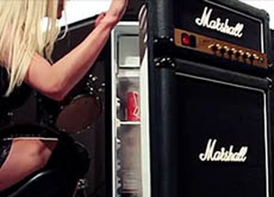 Marshall Fridge | Cool Material