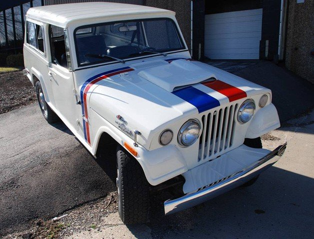 1970 Jeep Jeepster Commando Hurst