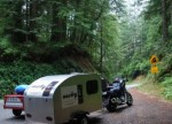 C2 Compact/Cycle | Moby1 Expediton Trailers LLC