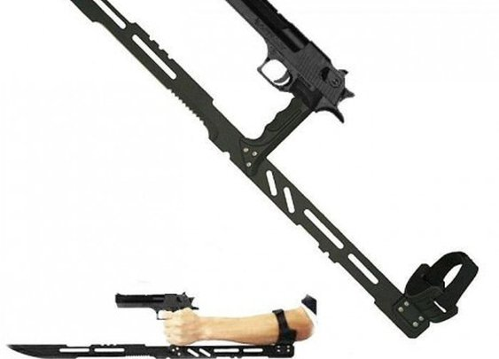 Weapon of choice in a zombie apocalypse