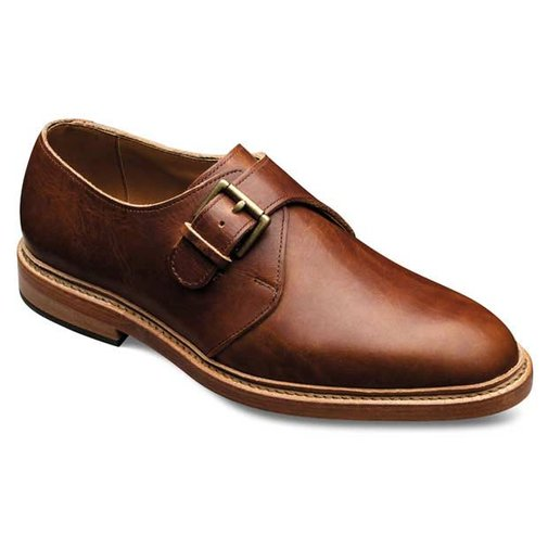 lubbock monk slip on casual mens shoes by allen