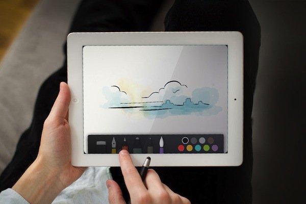 Лучшая программа для рисования на ipad