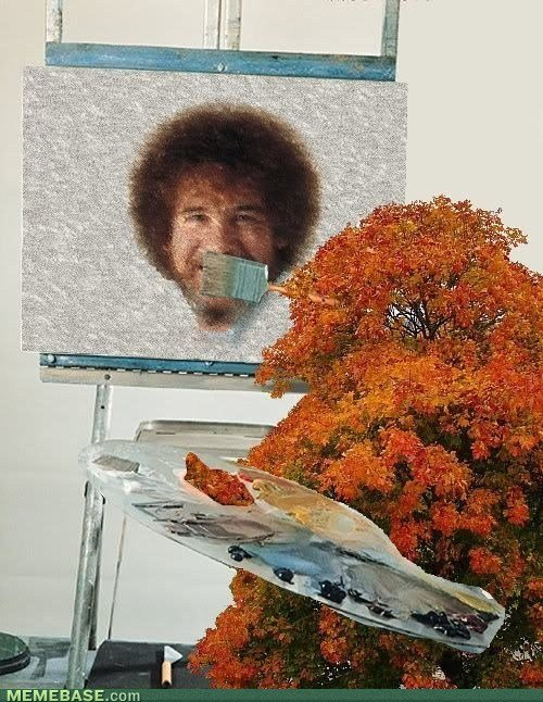 Now Let's Paint Some Happy Fluffy Hair