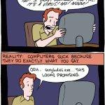 Computers: Myth vs. Reality [Comic]