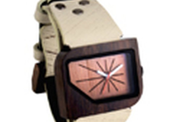 Wooden Face Watches with Excellent Movement-Mistura