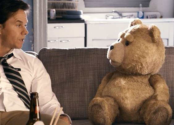 'Ted' Trailer: Mark Wahlberg vs. a Foul-Mouthed Teddy Bear | Hollywood.com