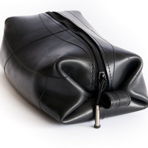 Recycled Inner Tube Toiletry Bag