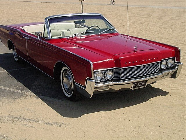 1967 lincoln continental convertible gentlemint. Black Bedroom Furniture Sets. Home Design Ideas