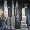 11 Skyscrapers Built From 15.5-Million LEGO Blocks