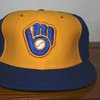 Milwaukee Brewers Cap (Circa early 1980s) | Flickr - Photo Sharing!