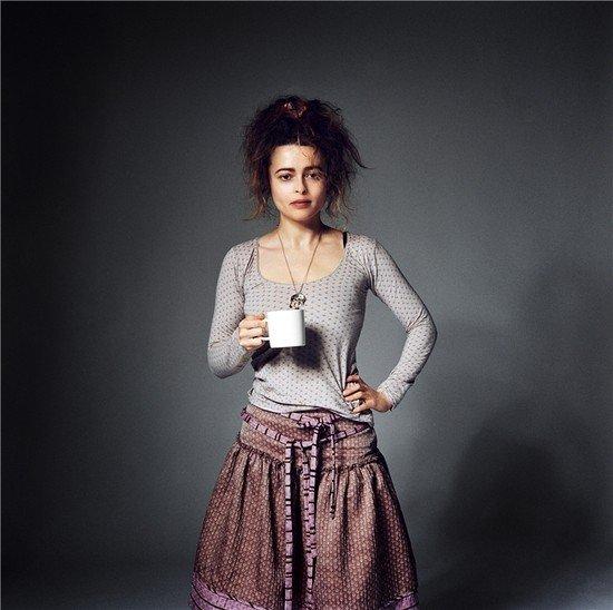 Harry Potter Double Feature: Emma Watson + Helena Bonham Carter | Delysia Style