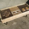 Nintendo Controller Coffee Table  by TheBohemianWorkbench on Etsy