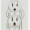 Electrifying sockets.