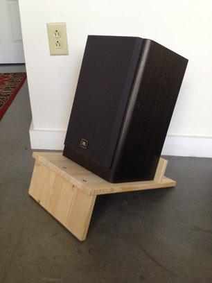 IKEA Hackers: Rast Speaker Stands