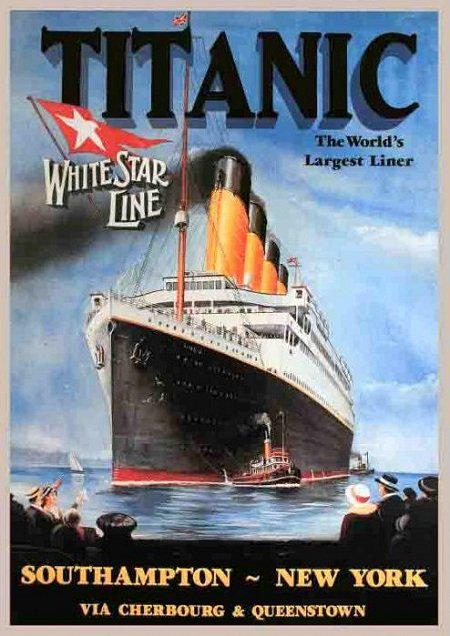 Titanic – 100 years on