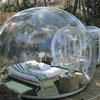 Innovative Transparent Bubble Tents - My Modern Metropolis