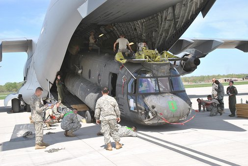 Chinook load | Flickr - Photo Sharing!