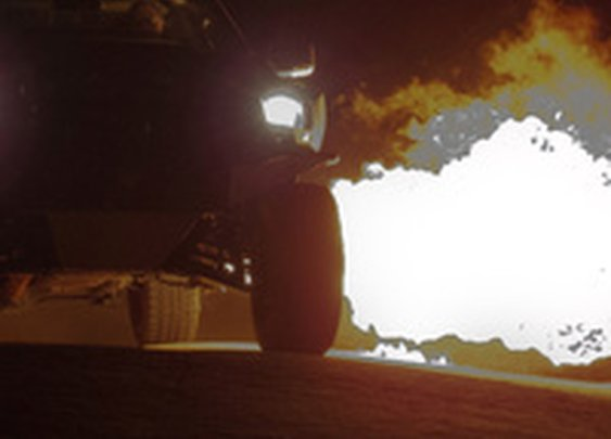 Doesn't Every Truck Need A Flamethrower?