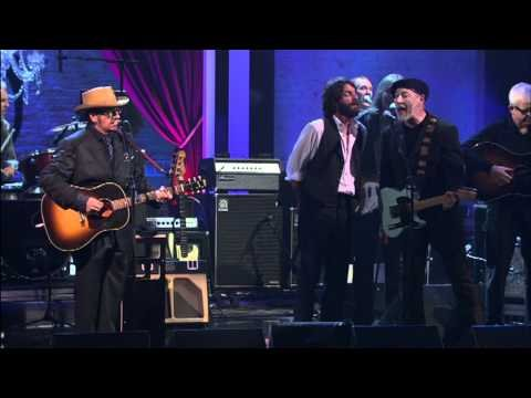 The Weight - Featuring Ray LaMontagne (Elvis Costello's Spectacle)      - YouTube