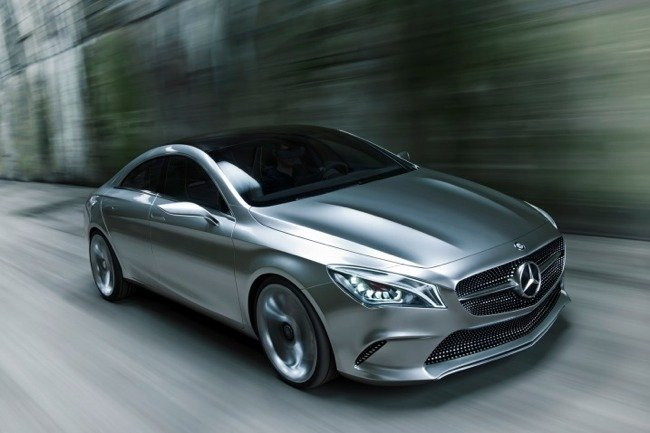 Mercedes-Benz Concept Style Coupe | Gear Patrol