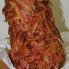 Ultimate Bacon Burger. AKA artery clogging death in a bun