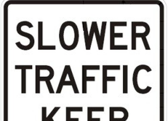 Delaware to crack down on left-lane slowpokes