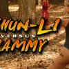VIDEO: Chun Li vs Cammy Fan Film Fight! | ScrewAttack.com